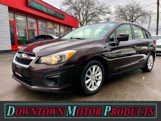 Used 2012 Subaru Impreza Awd Touring for sale in London, ON