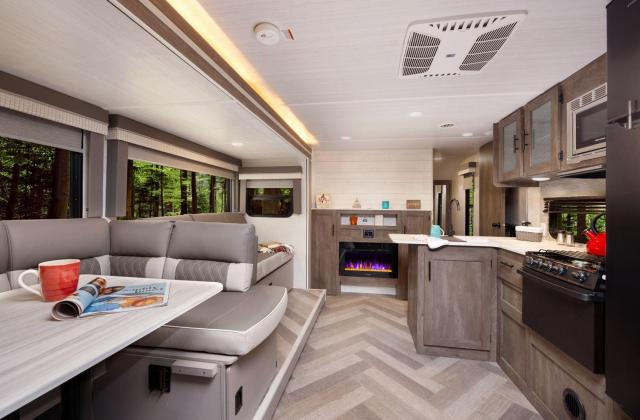 2021 Forest River Salem 28VBXL Bunkhouse