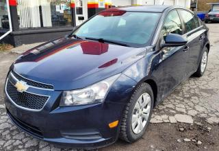 Used 2014 Chevrolet Cruze 1LT Auto for sale in St. Catharines, ON