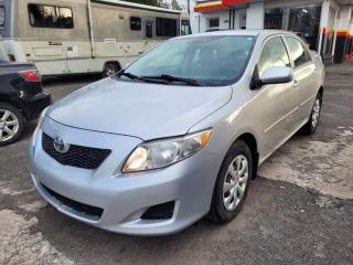 Used 2009 Toyota Corolla CE for sale in St. Catharines, ON