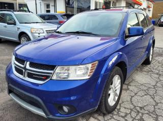 Used 2012 Dodge Journey SXT for sale in St. Catharines, ON