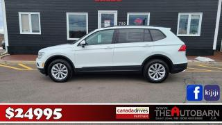 Used 2019 Volkswagen Tiguan Trendline for sale in Saint John, NB