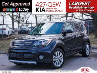 Used 2019 Kia Soul EX for sale in Etobicoke, ON