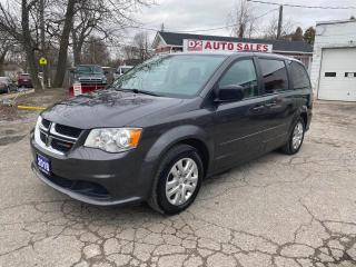 Used 2018 Dodge Grand Caravan SXT/Stow'N'Go/7 Passenger/Bluetooth/Certified for sale in Scarborough, ON