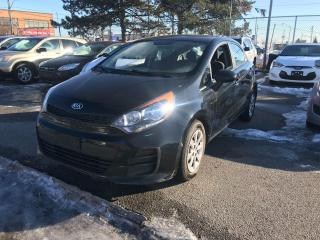 Used 2017 Kia Rio auto,h/back,bluetooth,safety+3yrs warranty include for sale in Toronto, ON