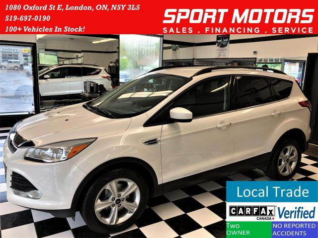 2015 Ford Escape SE+Camera+Heated Seats+Bluetooth+ACCIDENT FREE
