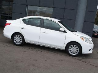 Used 2013 Nissan Versa SV|AUTOMATIC for sale in Toronto, ON