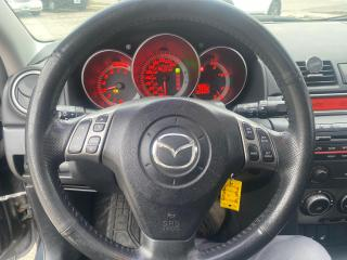 Used 2008 Mazda MAZDA3 As-Is for sale in Mississauga, ON