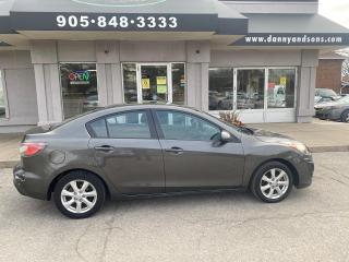 Used 2011 Mazda MAZDA3 GS AS-IS for sale in Mississauga, ON