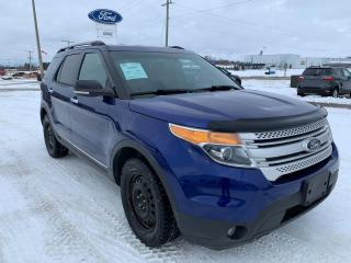 Used 2013 Ford Explorer XLT for sale in Harriston, ON