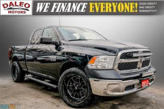 Used 2013 RAM 1500 ST /  4X4 / POWER LOCKS & WINDOWS / HEATED MIRRORS for sale in Hamilton, ON