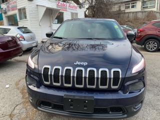 Used 2014 Jeep Cherokee Sport for sale in Toronto, ON