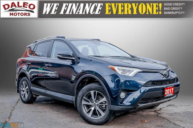 2017 Toyota RAV4 XLE / HEATED SEATS / BACK UP CAM / MOONROOF /