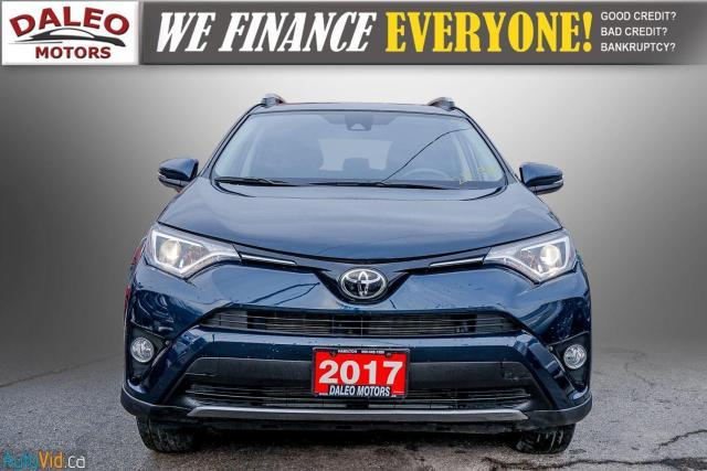 2017 Toyota RAV4 XLE / HEATED SEATS / BACK UP CAM / MOONROOF / Photo3