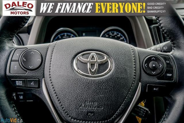 2017 Toyota RAV4 XLE / HEATED SEATS / BACK UP CAM / MOONROOF / Photo21