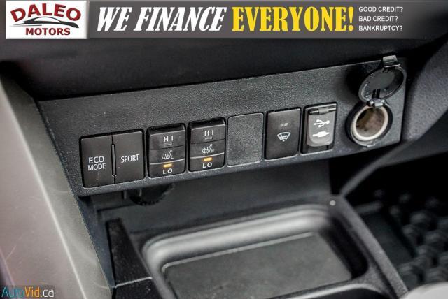 2017 Toyota RAV4 XLE / HEATED SEATS / BACK UP CAM / MOONROOF / Photo23