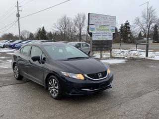 Used 2014 Honda Civic EX for sale in Komoka, ON