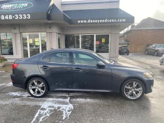 Used 2007 Lexus IS 250 for sale in Mississauga, ON