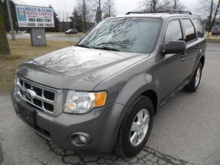 Used 2011 Ford Escape 4X4 XLT