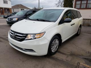 Used 2015 Honda Odyssey LX**LOW KMS*Rearview Cam** for sale in Hamilton, ON