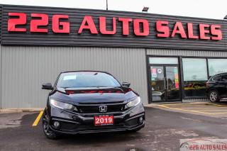 Used 2019 Honda Civic Sport|ACCIDENT FREE|BACKUP CAM|SUNROOF for sale in Brampton, ON