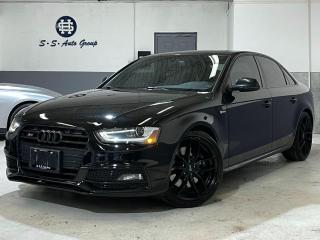 Used 2015 Audi S4 6 SPEED|PREMIUM PLUS|DRIVE SELECT|NICHE RIMS| for sale in Oakville, ON