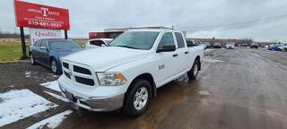 Used 2016 RAM 1500 ST for sale in London, ON