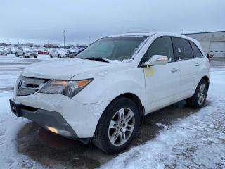 Used 2008 Acura MDX TECHNOLOGY for sale in Innisfil, ON