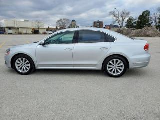 Used 2012 Volkswagen Passat NO ACCIDENT, NAVIGATION, DVD, SUNROOF, CERTIFIED for sale in Mississauga, ON