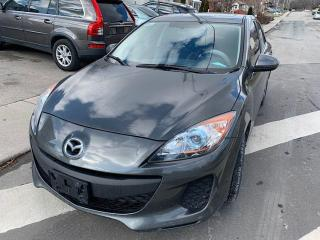 Used 2013 Mazda MAZDA3 GS-SKY for sale in Scarborough, ON