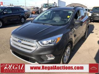 Used 2018 Ford Escape SEL 4D Utility 4WD for sale in Calgary, AB