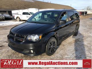 Used 2019 Dodge Grand Caravan GT Wagon 3.6L for sale in Calgary, AB