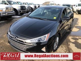 Used 2019 Hyundai Elantra Preferred 4D Sedan 2.0L for sale in Calgary, AB