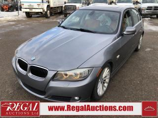 Used 2011 BMW 3 Series 328I Xdrive 4D Sedan AWD 3.0L for sale in Calgary, AB