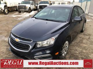 Used 2016 Chevrolet Cruze Limited 1LT 4D Sedan 1.4L for sale in Calgary, AB