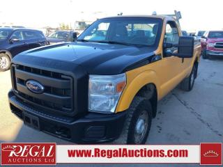 Used 2014 Ford F-250 S/D XL REG CAB 4WD 6.2L for sale in Calgary, AB