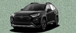 New 2021 Toyota RAV4 RAV4 Trail AWD for sale in Pickering, ON