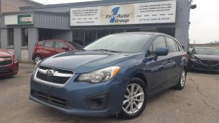 Used 2012 Subaru Impreza 2.0i w/Touring Pkg for sale in Etobicoke, ON