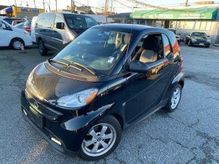 Used 2015 Smart fortwo Pure for sale in Vancouver, BC