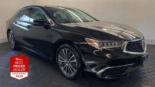 Used 2018 Acura TLX SH-AWD TECH *NAV - CARPLAY - ADAPTIVE CRUISE* for sale in Winnipeg, MB