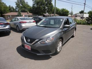 Used 2017 Nissan Sentra 4dr Sdn CVT SV W/ SUNROOF for sale in Carp, ON