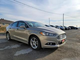 Used 2015 Ford Fusion SE Hybrid for sale in New Liskeard, ON