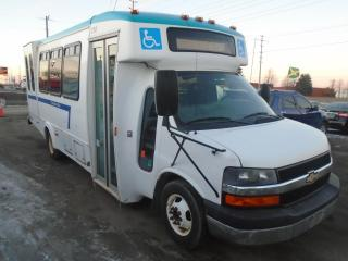 Used 2011 Chevrolet Express 4500 Passenger Bus for sale in Mississauga, ON