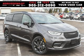 New 2021 Chrysler Pacifica Touring-L Plus | AWD | S Appearance | SafetyTec | for sale in Hamilton, ON
