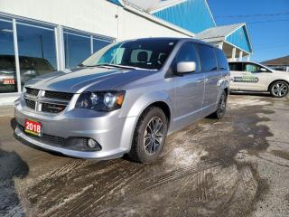 Used 2018 Dodge Grand Caravan GT for sale in New Liskeard, ON