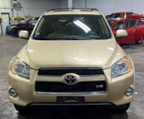 Used 2009 Toyota RAV4 LIMITED  for sale in New Liskeard, ON