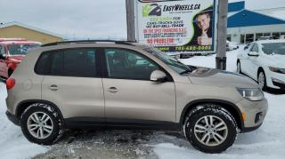 Used 2015 Volkswagen Tiguan Special Edition for sale in New Liskeard, ON