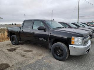 Used 2012 Chevrolet Silverado 1500 LS Cheyenne Edition for sale in New Liskeard, ON