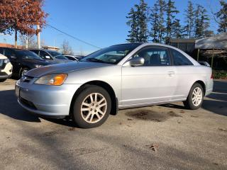 Used 2003 Honda Civic COUPE 2dr Cpe Si Auto for sale in Surrey, BC