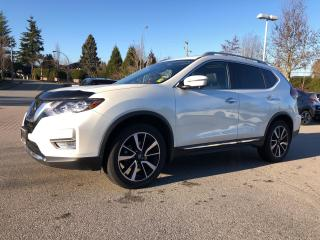 Used 2019 Nissan Rogue AWD SL for sale in Surrey, BC